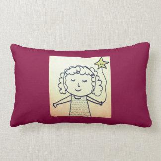 star child cushion