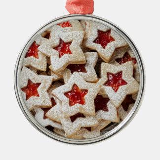 Star Christmas Cookies Christmas Ornament