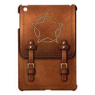 Star & Circle Sorcerer iPad Mini Cover