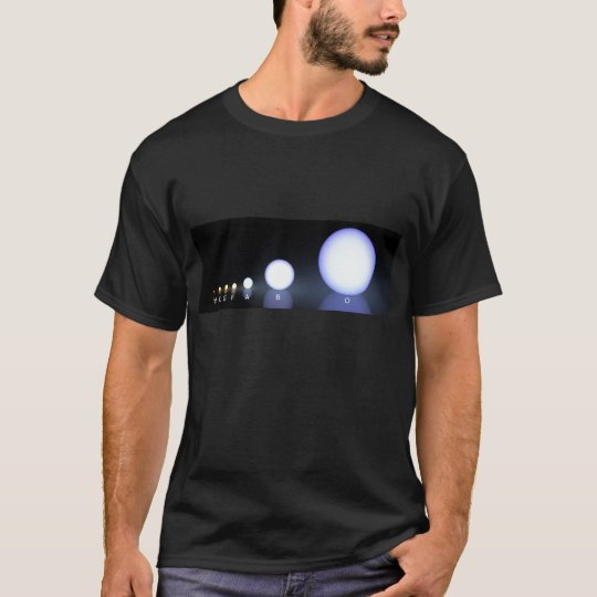 Star Classification & Hertzsprung-Russell Diagram T-Shirt