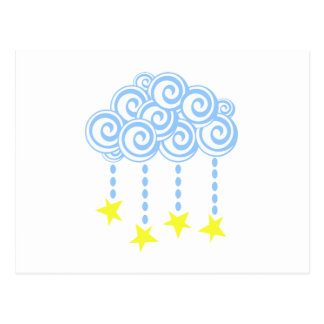 Star Cloud Postcard