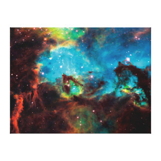 Star Cluster NGC 2074 Canvas Print