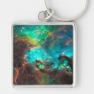 Star Cluster NGC 2074 Key Chains
