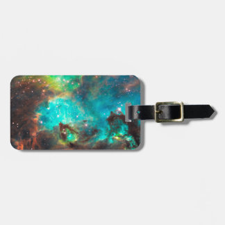 Star Cluster NGC 2074 Luggage Tag