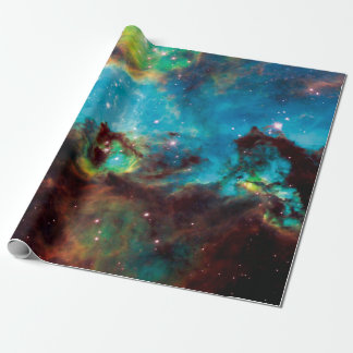 Star Cluster NGC 2074 Tarantula Nebula Space Photo Wrapping Paper