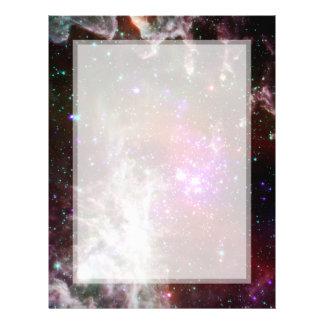 Star Cluster NGC 281 Pacman Nebula 21.5 Cm X 28 Cm Flyer