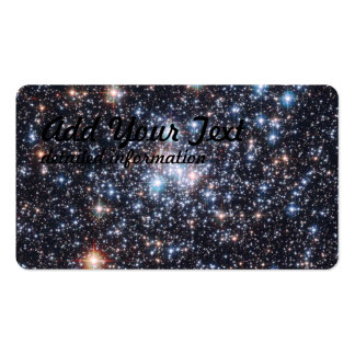 Star Cluster NGC 290 Pack Of Standard Business Cards