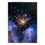Star Cluster NGC 3603 (Hubble)