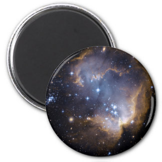 STAR CLUSTER (outer space) ~.jpg 6 Cm Round Magnet