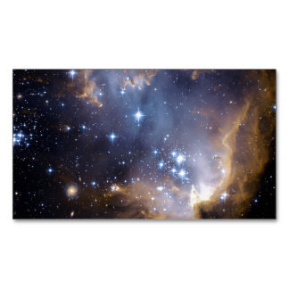STAR CLUSTER (outer space) ~.jpg Magnetic Business Cards