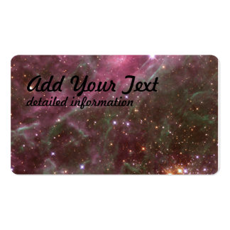 Star Cluster Pack Of Standard Business Cards