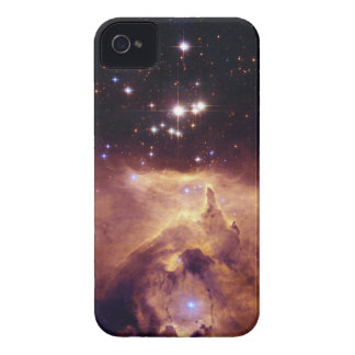 Star Cluster Pismis 24 in Emission Nebula NGC 6357 iPhone 4 Case-Mate Cases