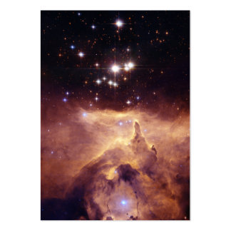 Star Cluster Pismis 24 Space Business Card Template