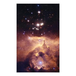 Star Cluster Pismis 24 Space Photo Art