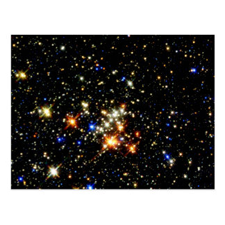 Star Cluster Post Card