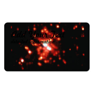 Star Cluster R136 Pack Of Standard Business Cards