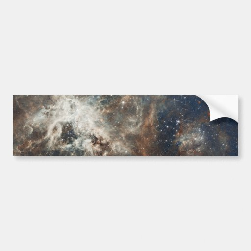 Star Clusters Bumper Stickers