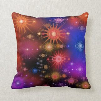 Star Clusters Cushion