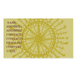 STAR COMPASS DESIGN BUSINESS/PROFILE CARD BUSINESS CARDS