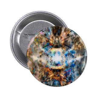 Star Core Mage 6 Cm Round Badge