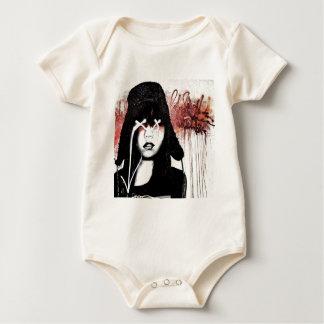 Star Crossed Baby Bodysuit