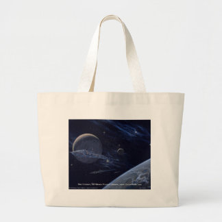 Star Cruisers, Star Cruisers,  Steven Vincent ... Tote Bag