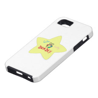 """""""Star"""" Cute. Cuddly. Deadly. iPhone 5 cases! Case For The iPhone 5"""