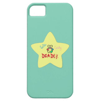 """""""Star"""" Cute. Cuddly. Deadly. iPhone 5 cases! iPhone 5 Cover"""