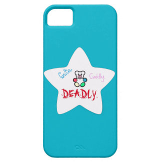 """Star"" Cute. Cuddly. Deadly. iPhone 5 cases! iPhone 5 Covers"