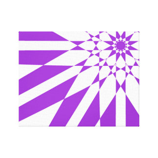 Star design Canvas
