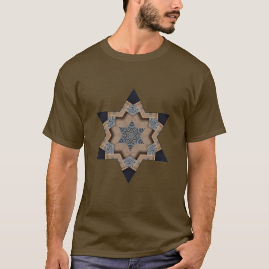 star design of printer cuts T-Shirt