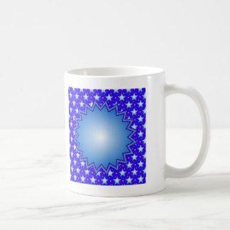 Star Desing Basic White Mug
