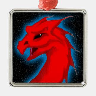 Star Dragon Christmas Ornament