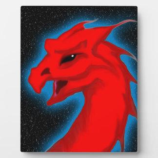 Star Dragon Plaque