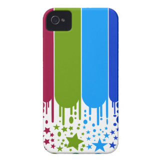 Star Drip Blackberry Bold case