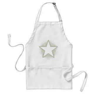 Star Dust Standard Apron