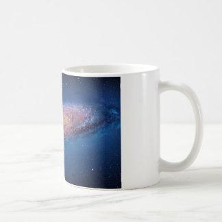 Star Field Basic White Mug