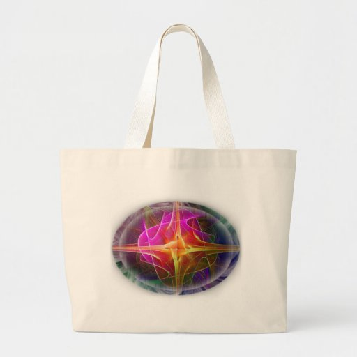 Star Fire Tote Bags