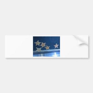 Star Fish Bumper Sticker