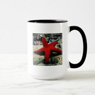 Star Fish   Red Sea Mug