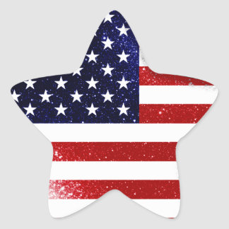 Star Flag Stickers