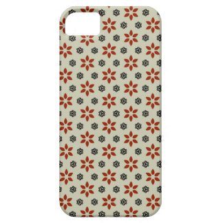 Star Flower Pattern Case For The iPhone 5