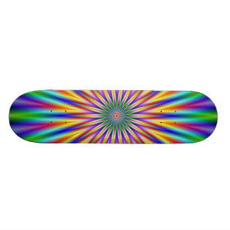 Star Flower Skateboard