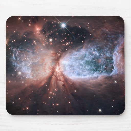 Star Forming Mouse Pad