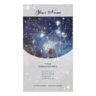 Star-Forming Region LH 95 Business Card Templates
