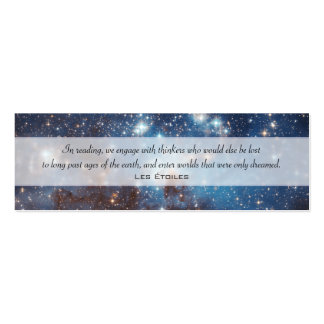 Star-Forming Region LH 95 Pack Of Skinny Business Cards