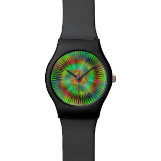 Star fractal watch
