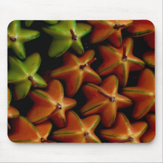 star fruit stack mouse pad