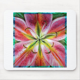 Star Gaser Lilly Mouse Pad