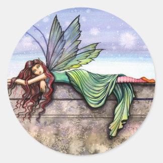 Star Gazer Fairy Stickers